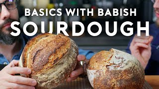 Download Sourdough Bread | Basics with Babish (feat. Joshua Weissman) Mp3 and Videos