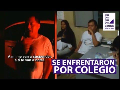 Tumbes: juez ebrio detenido por protagonizar un escándalo   90 Matinal