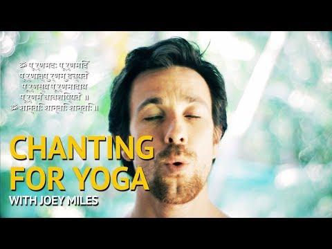 Chanting for Ashtanga Yoga - Om Purnamadah Purnamidam