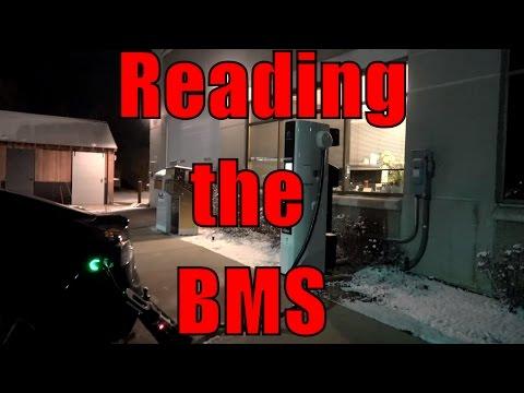 Tesla Motors: Reading the Battery Management System Data! (BMS)