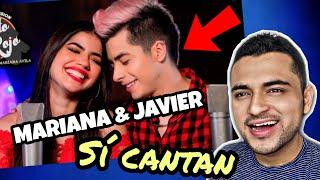 Carrito Rojo (Versión acústica) Mariana ft. Javier Ramírez   REACCIÓN