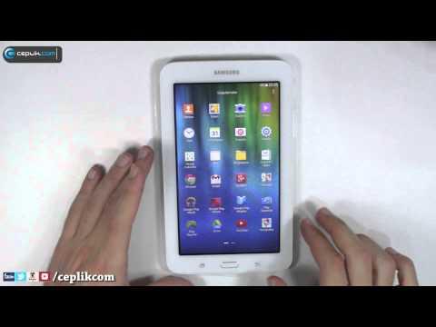 Samsung Galaxy Tab 3 Modellerinde Ekran Görüntüsü Nasıl Alınır?