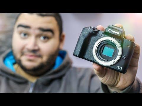 Canon M50 Review | افضل كاميرا لليوتيوب وصناع المحتوى !!