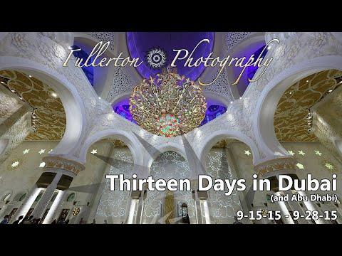Dubai 2015 Day 3 - Etihad Towers and Sheikh Zayed Grand Mosque