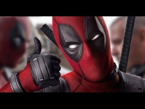 Deadpool|Courtesy call - thousand foot krutch(Nightcore) [HD]