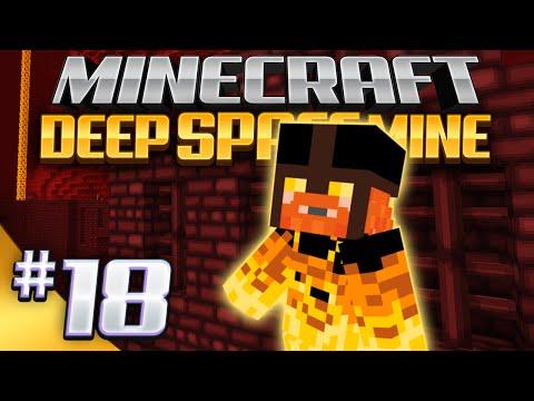 Minecraft - Deep Space Mine 18 - Lava Suit