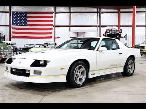 1990 chevy camaro iroc z white youtube 1990 chevy camaro iroc z white