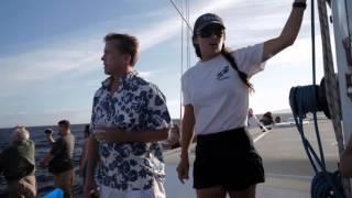 Catamaran Sailing in Hawaii