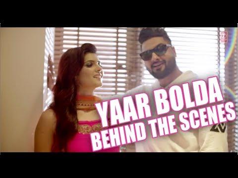 Yaar Bolda Making | Navv Inder | Ihana Dhillon | Robby Singh