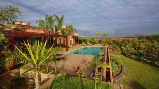 Maison d'hôtes Villa Azalai, villa de luxe Marrakech