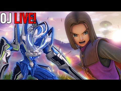 OJ LIVE! - Nintendo Gamescom 2019, Dragon Quest XI S Demo, Switch China Plans + Q&A!