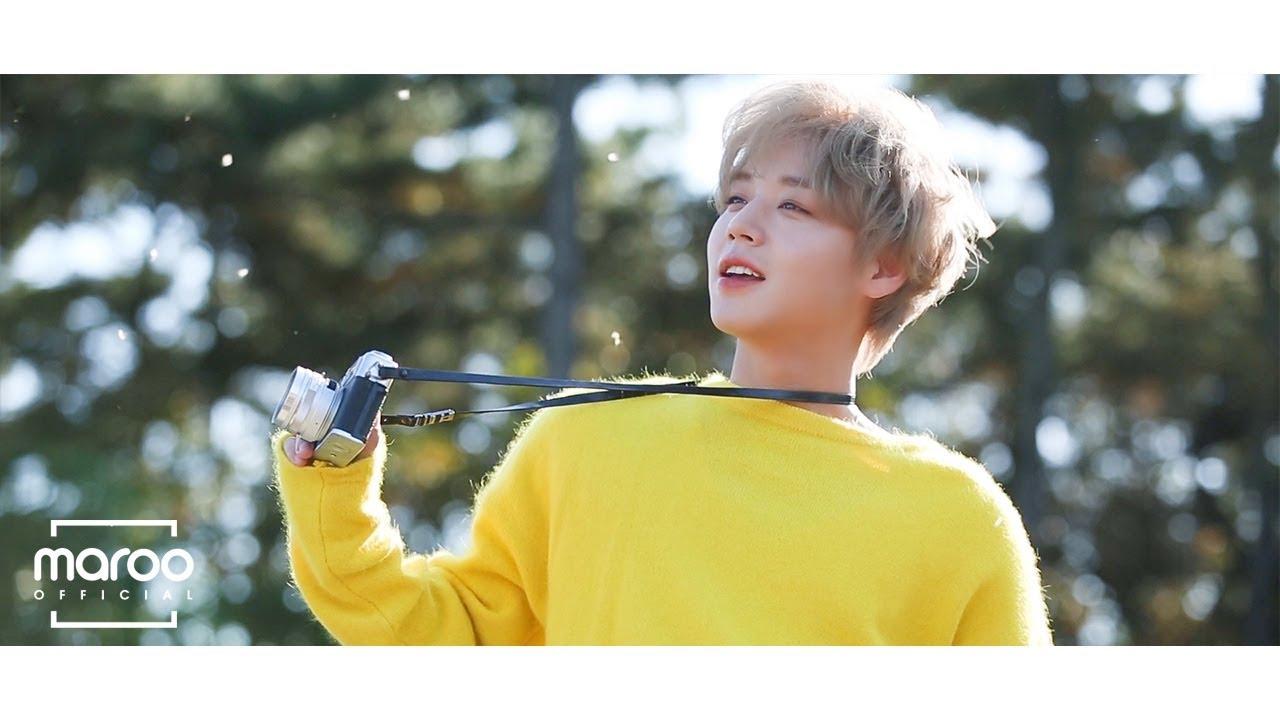 박지훈 Park Jihoon 360 자켓 Making Film Youtube
