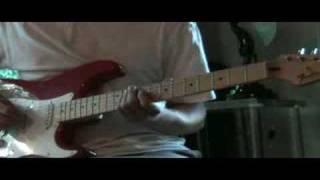 Paralyzer on Guitar
