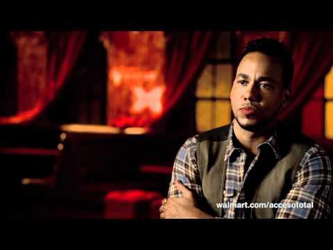 Romeo Santos on Acceso Total - His son Alex