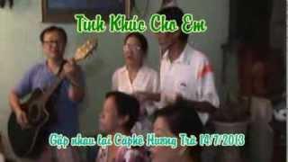 Tinh Khuc Cho Em