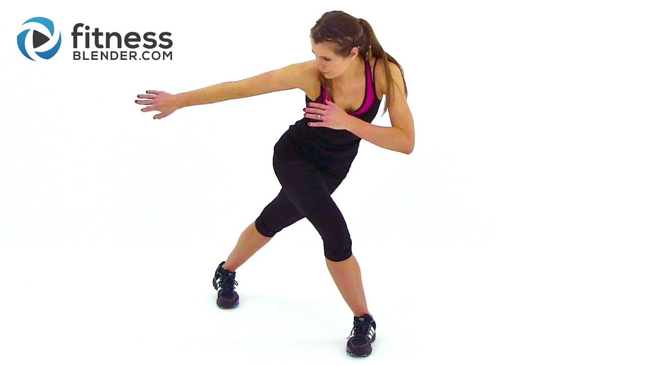 Low Impact Cardio Workout For Beginners