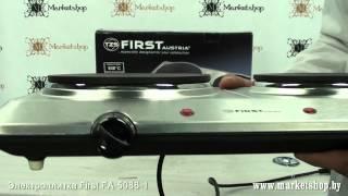 Электроплитка FIRST FA 5086 1