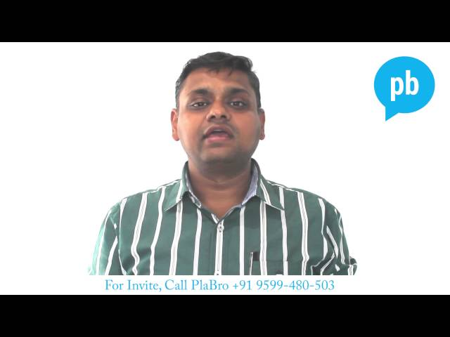 Vaibhav Tayal Plabro Testimonial - YouTube
