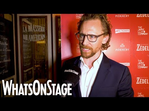 Tom Hiddleston, Kristin Scott Thomas and more on Harold Pinter