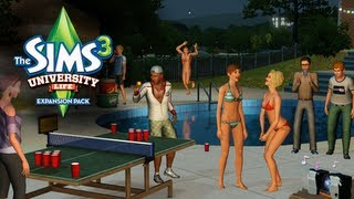 The Sims 3 | University Life