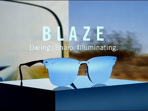 3979ac142e Ray-Ban - Blaze Collection - YouTube