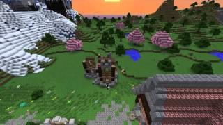 Minecraft Timelapse Streamcraft Sandbox (PVP-PVE)