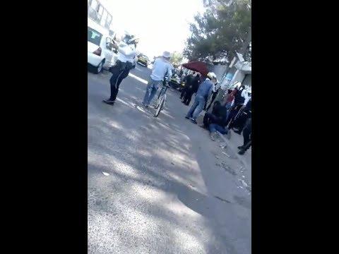 """ALFARO LE LLAMA """"PENDEJOS"""" A LOS QUE NO LE HACEN CASO… SU POLICÍA LOS MADREA"""