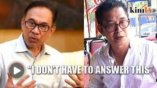Independent accuses Anwar of bribing voters, Anwar responds