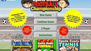 sports heads football championship partidos buenos y malos