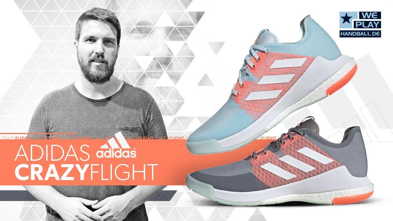 Adidas Crazyflight - Review Handball shoe 2019/20