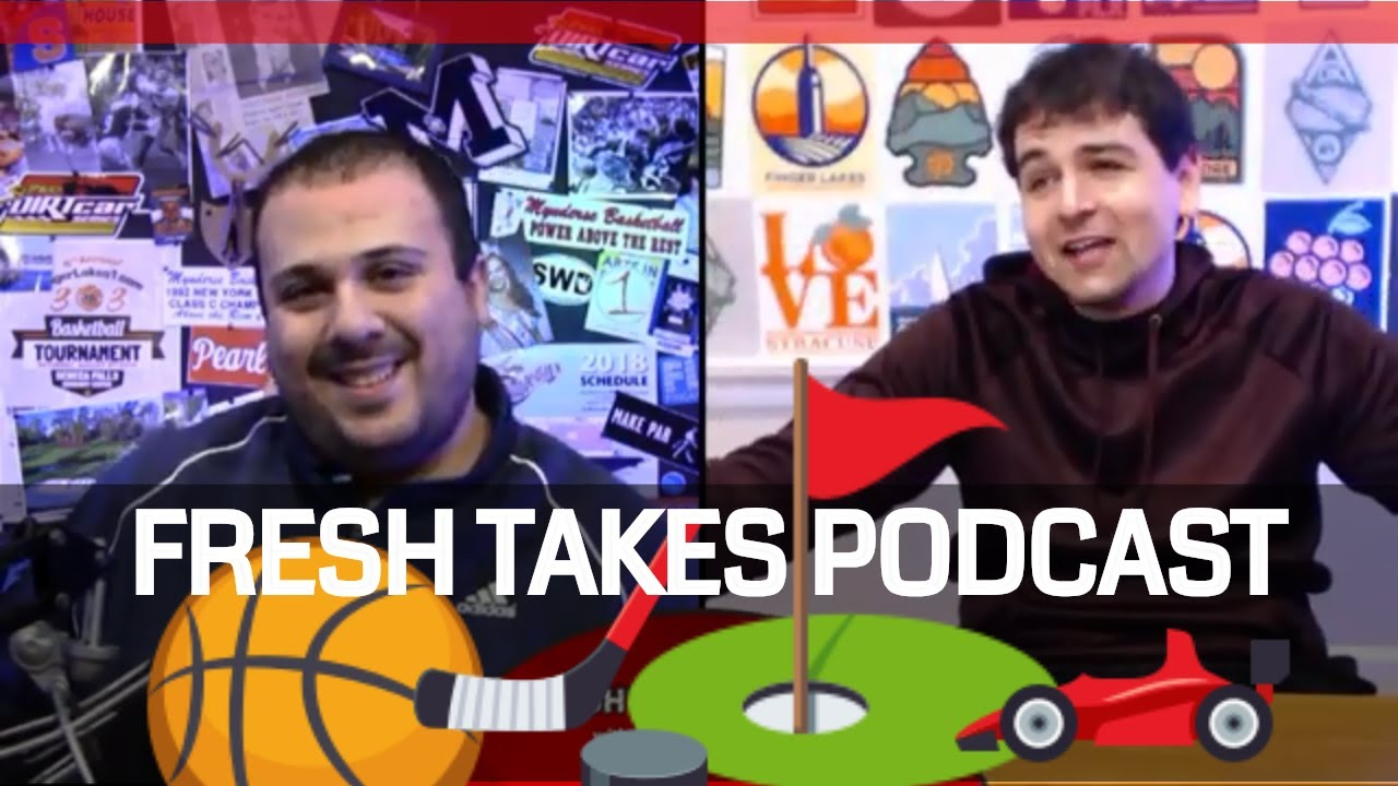 Virginia's Championship, Masters Week, NBA and NHL Playoff Previews .::. Fresh Take w/ Russo & Felice 4/9/19