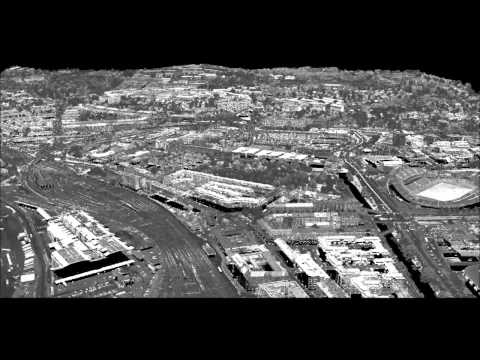 TerraTec AS #05 - Airborne Laser Scanning of city - Intensity, Clasification and DTM