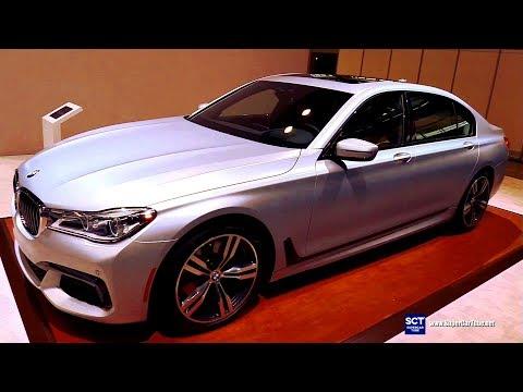 2018 BMW 7 Series 750i xDrive Sedan - Exterior and Interior Walkaround - 2018 Chicago Auto Show