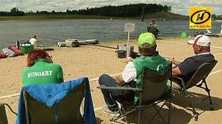 Чемпионат Европы по рыбной ловле проходит под Минском