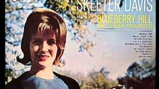 Silver threads and golden needles - Skeeter Davis (with lyrics)