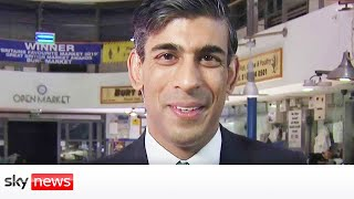 Rishi Sunak defends Natİonal Insurance hike and meat eating