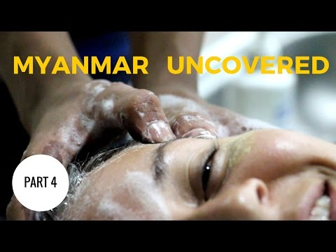 Myanmar Uncovered Part 4: Motorbike Roadtrip | Abandoned buildings | Travel burnout  | Hair washing