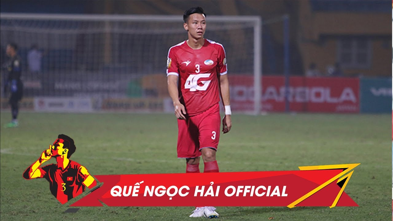 Highlights | Viettel – HAGL | Quế Ngọc Hải kiến tạo, 90 phút siêu kịch tính | Quế Ngọc Hải FC