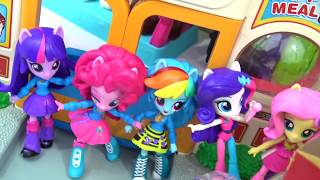 MLP My Little Pony Cutie Mark Crew McDonald's Happy Meal Toys Full Set