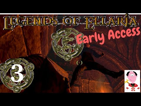 Legends of Ellaria - Early Access - E3 - Missing Patrol