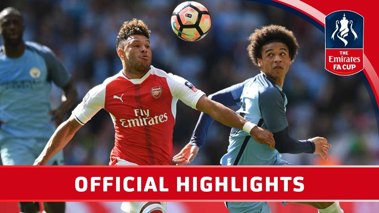 Arsenal 2-1 Man City - Emirates FA Cup 2016/17 (Semi-Final) | Official Highlights
