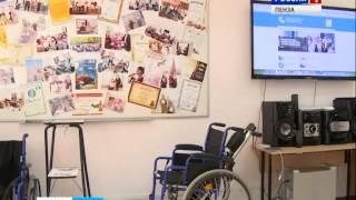 Министр труда Максим Топилин проверил условия обучения инвалидов в Пензе