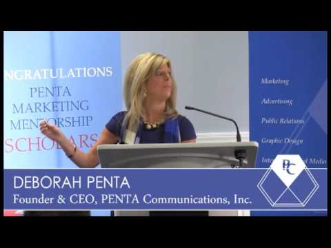 PENTA Mentorship Scholar Celebratory Event 2016