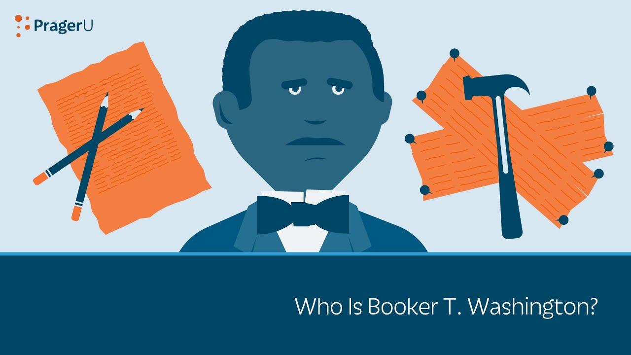 Who Is Booker T. Washington?