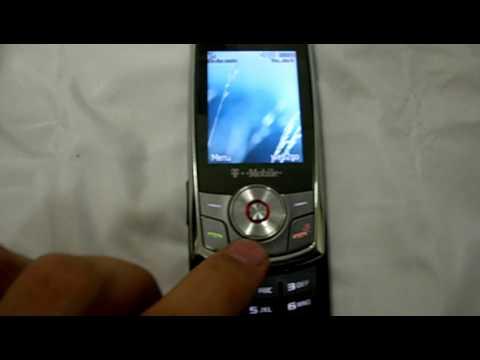 EBAY AUCTION: SAMSUNG T-MOBILE SGH-T659 SLIDER CELL PHONE