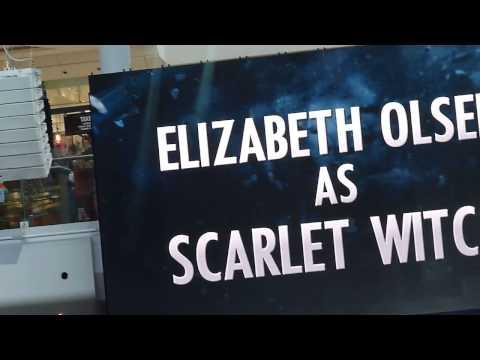 Avengers Age of Ultron European film premiere London 21 April 2015 Part 3