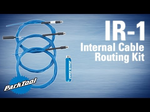 One Size Park Tool Internal Cable Routing Kit One Color