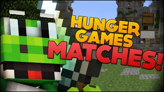 "Hunger Games MATCHES - ""ME vs THE GAME!"""