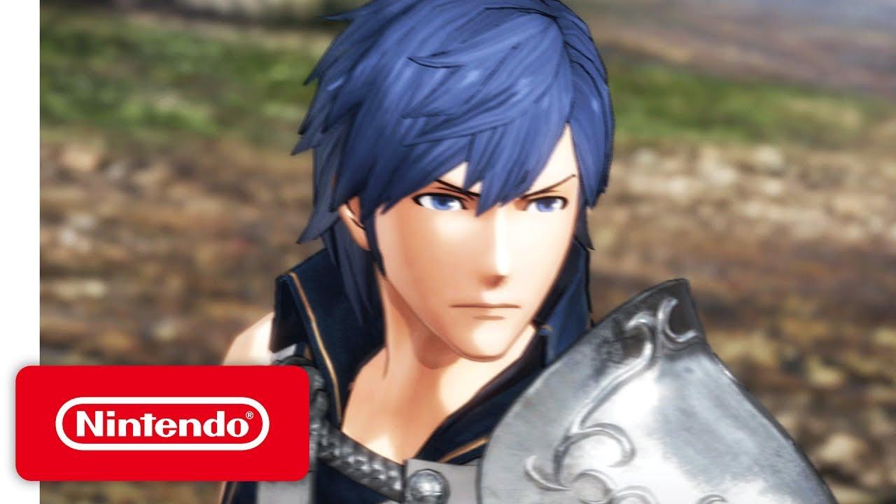 Fire Emblem Warriors Extended Gameplay Nintendo Switch