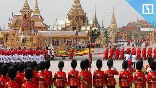 видео Король тайланда рама 9 сейчас. Сколько лет королю.